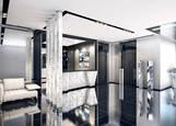 Cet espace sera à l'image du prestige imposé par l'aspect extérieur de la résidence et se prolongera suivant les goûts de chacun, dans les appartements du 87 SOLIGNY